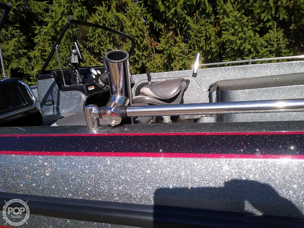 2014 Nitro boat for sale, model of the boat is ZV21 & Image # 34 of 40