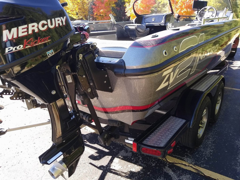 2014 Nitro boat for sale, model of the boat is ZV21 & Image # 36 of 40