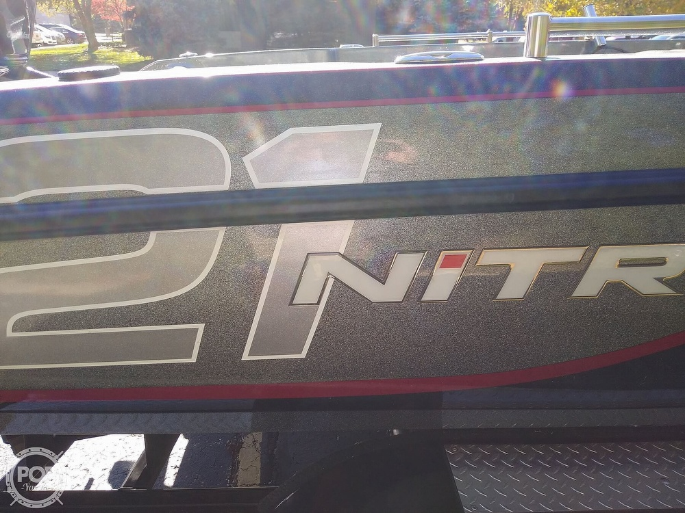 2014 Nitro boat for sale, model of the boat is ZV21 & Image # 38 of 40