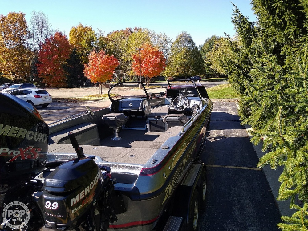 2014 Nitro boat for sale, model of the boat is ZV21 & Image # 2 of 40