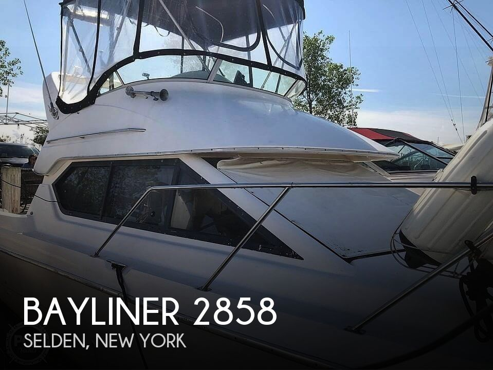 Used Bayliner Fishing boats For Sale by owner | 1997 Bayliner 28