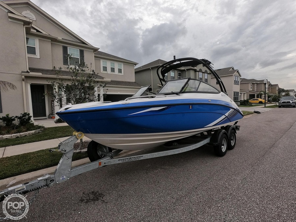 2019 Yamaha boat for sale, model of the boat is AR 210 & Image # 2 of 40