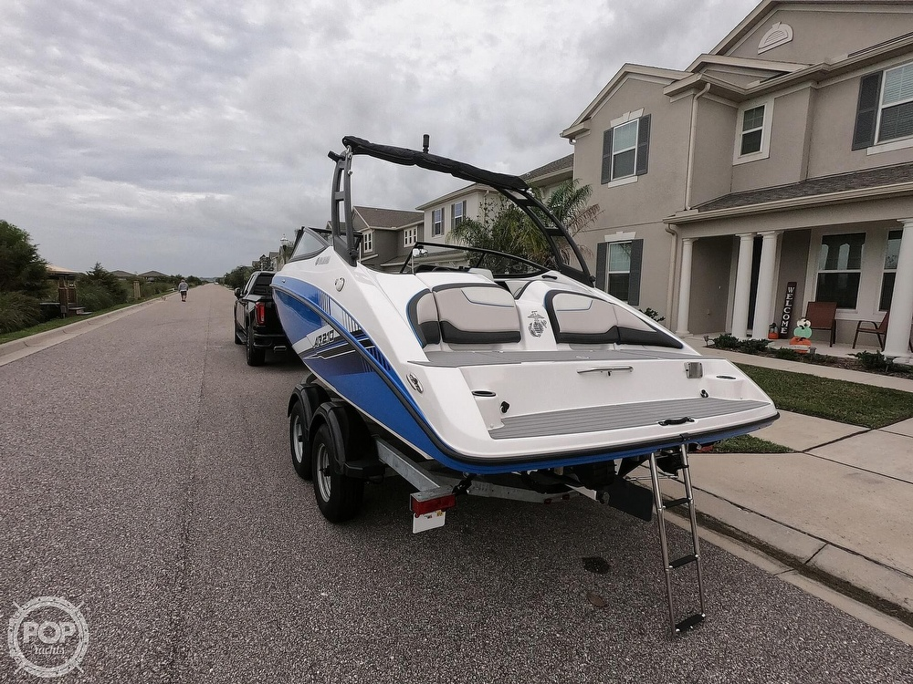 2019 Yamaha boat for sale, model of the boat is AR 210 & Image # 5 of 40
