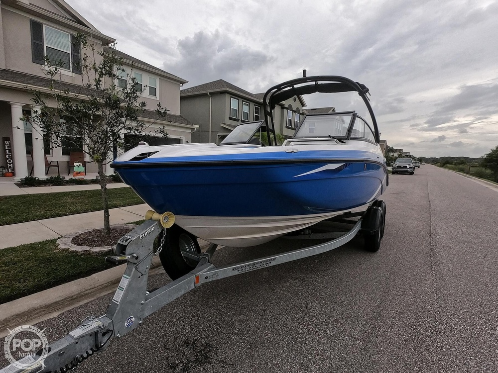 2019 Yamaha boat for sale, model of the boat is AR 210 & Image # 13 of 40