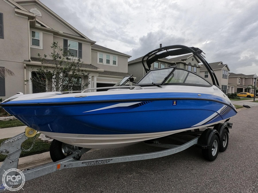2019 Yamaha boat for sale, model of the boat is AR 210 & Image # 16 of 40