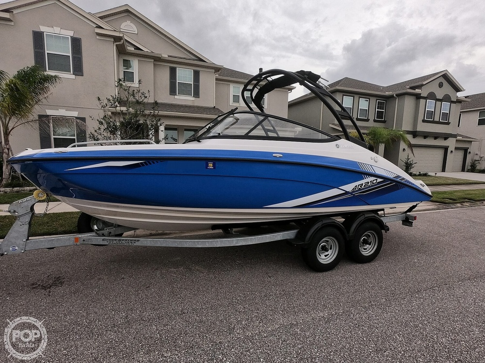 2019 Yamaha boat for sale, model of the boat is AR 210 & Image # 17 of 40