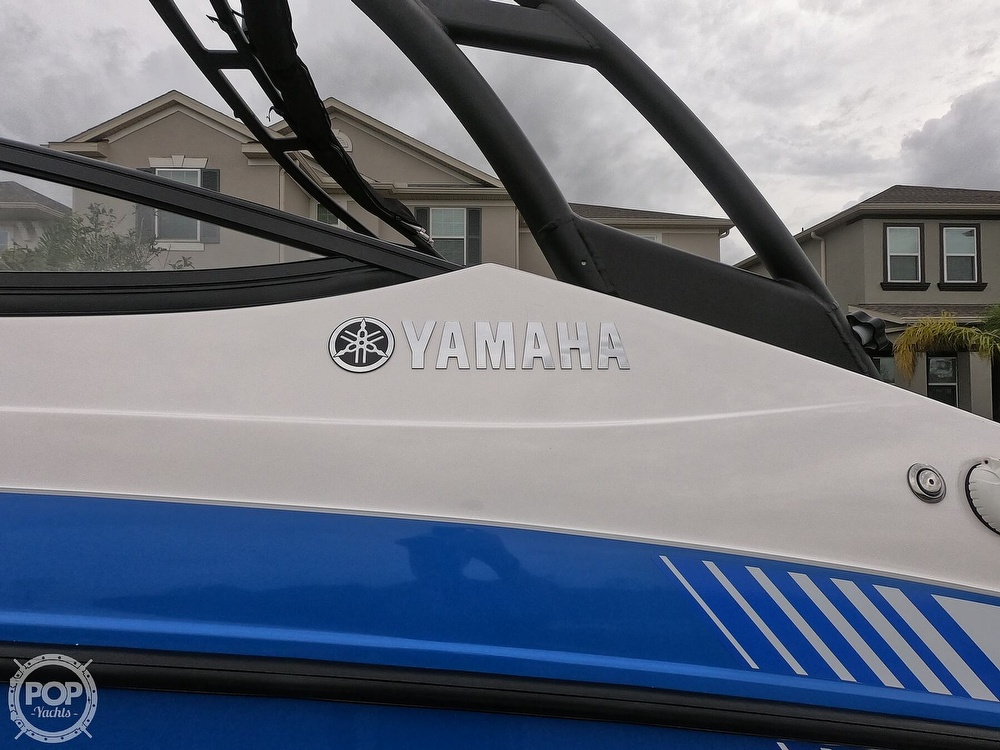 2019 Yamaha boat for sale, model of the boat is AR 210 & Image # 18 of 40
