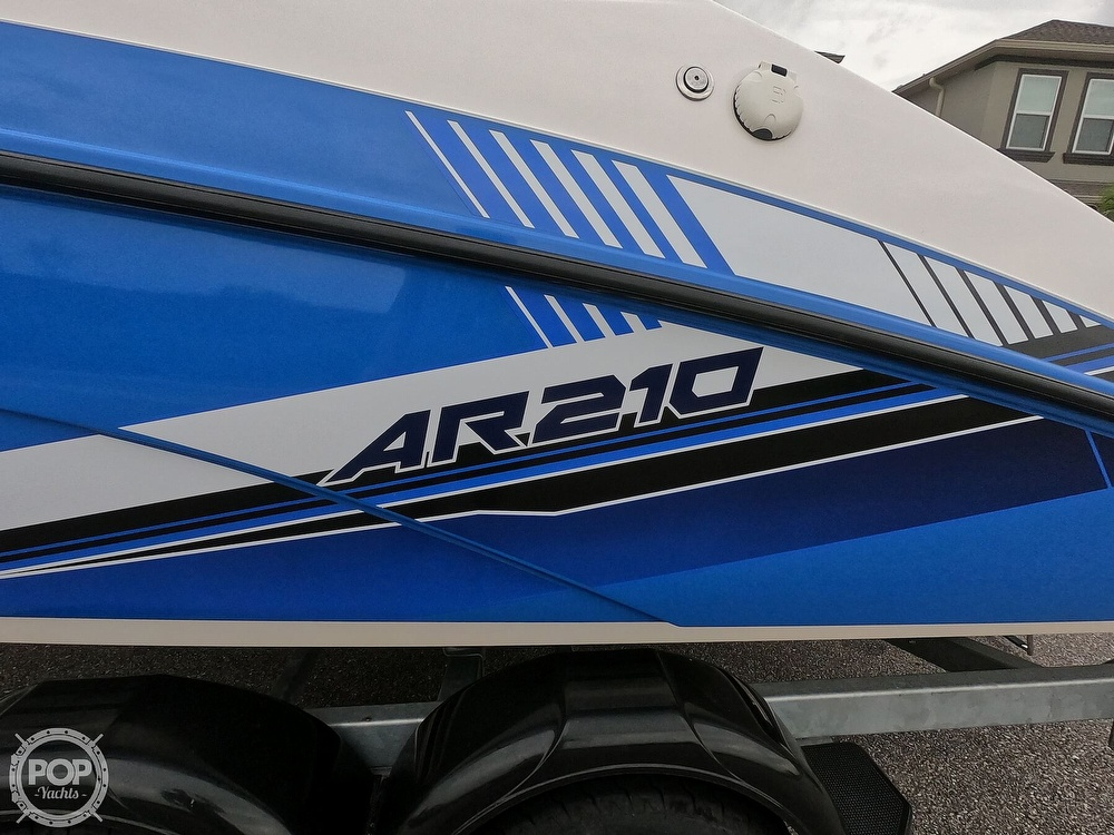 2019 Yamaha boat for sale, model of the boat is AR 210 & Image # 19 of 40