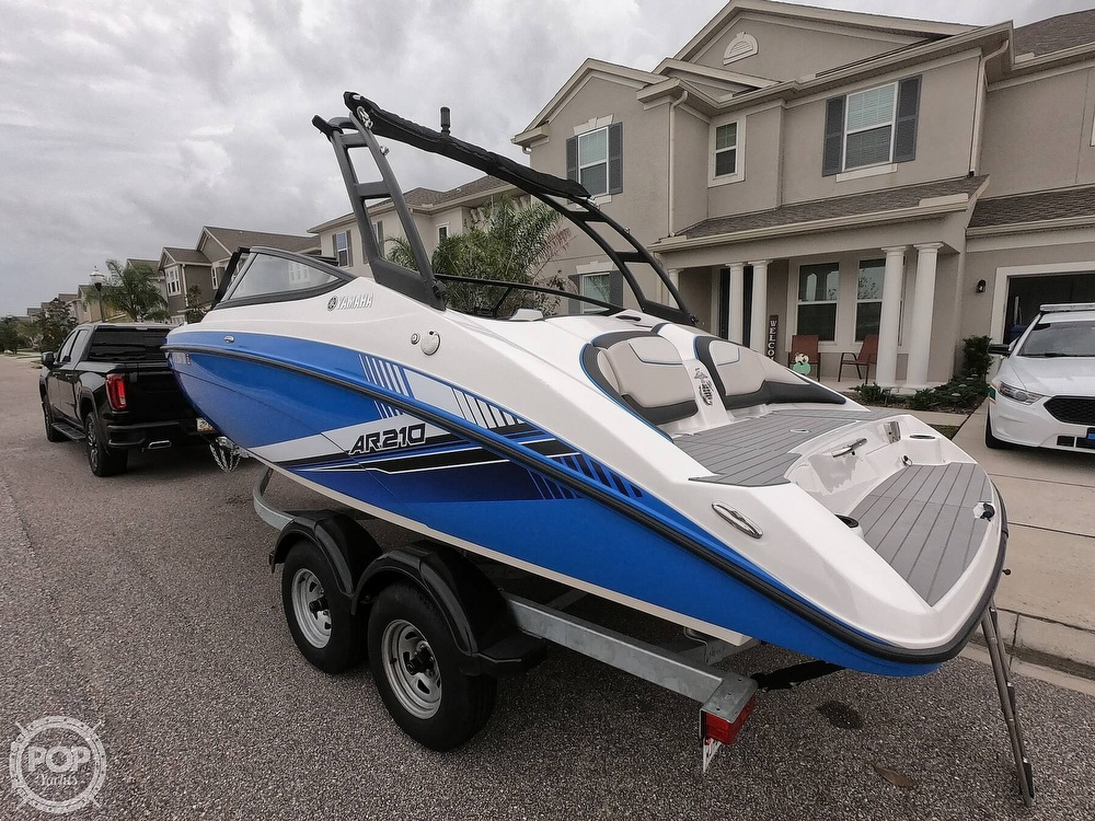 2019 Yamaha boat for sale, model of the boat is AR 210 & Image # 21 of 40