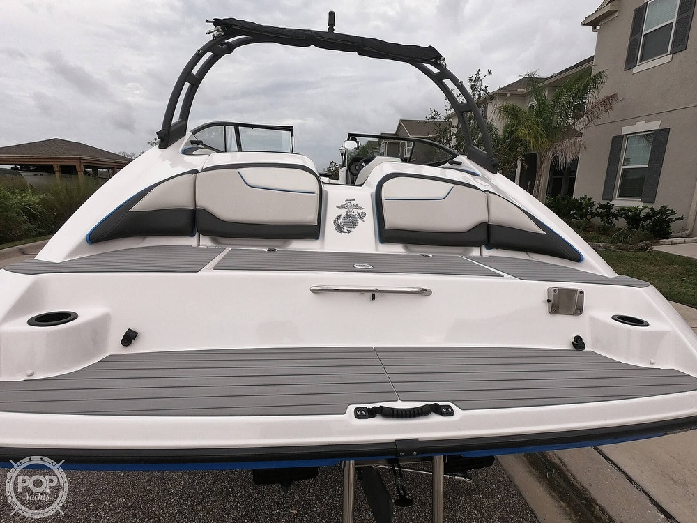 2019 Yamaha boat for sale, model of the boat is AR 210 & Image # 24 of 40
