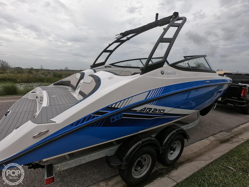2019 Yamaha boat for sale, model of the boat is AR 210 & Image # 29 of 40