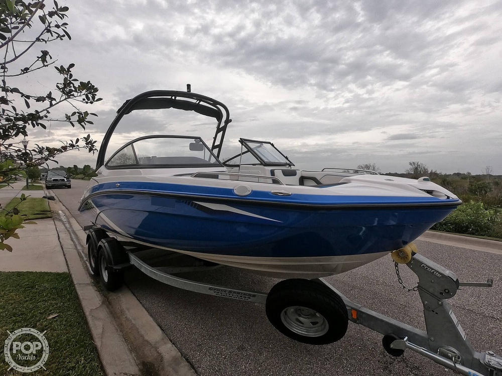 2019 Yamaha boat for sale, model of the boat is AR 210 & Image # 31 of 40