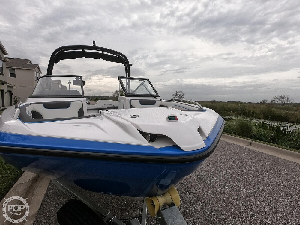 2019 Yamaha boat for sale, model of the boat is AR 210 & Image # 34 of 40