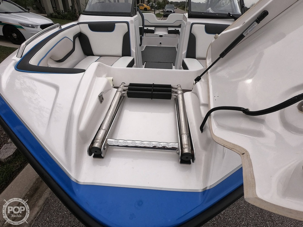 2019 Yamaha boat for sale, model of the boat is AR 210 & Image # 36 of 40