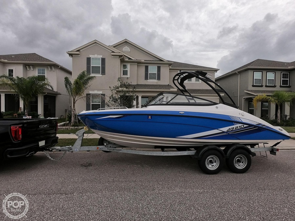 2019 Yamaha boat for sale, model of the boat is AR 210 & Image # 3 of 40