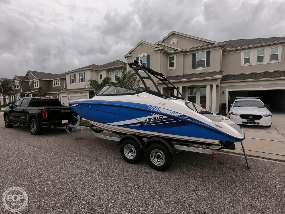 2019 Yamaha boat for sale, model of the boat is AR 210 & Image # 4 of 40