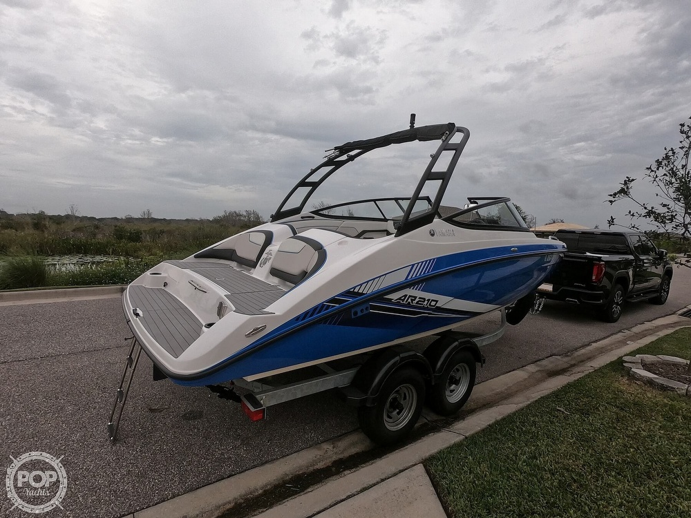 2019 Yamaha boat for sale, model of the boat is AR 210 & Image # 8 of 40
