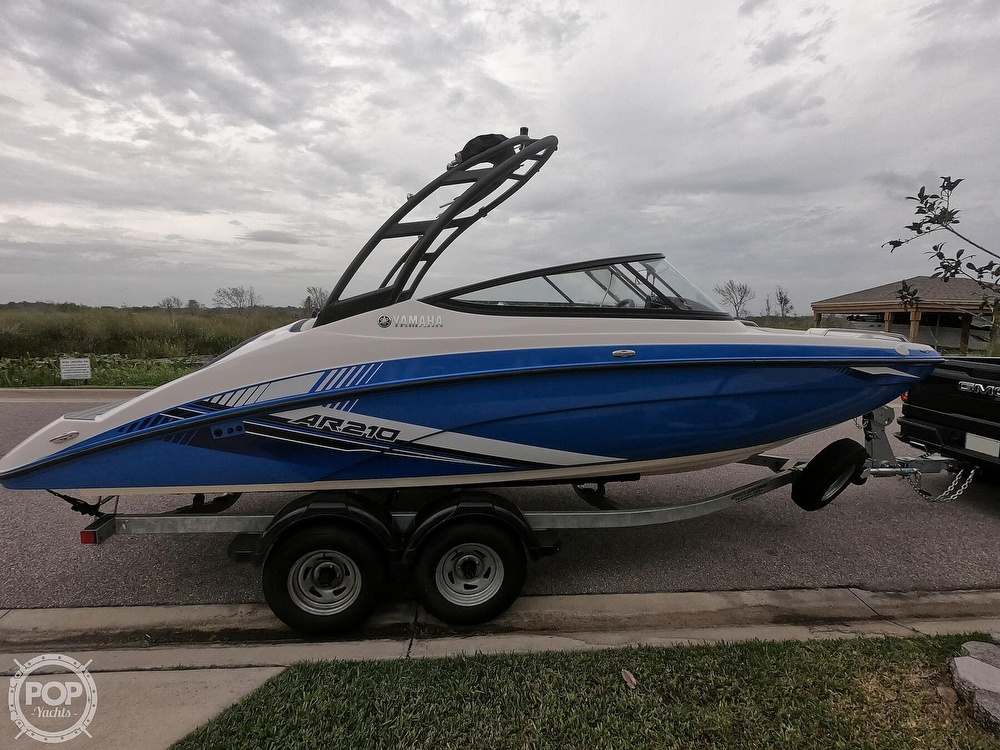 2019 Yamaha boat for sale, model of the boat is AR 210 & Image # 30 of 40
