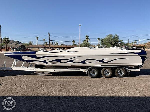2003 Force Boats boat for sale, model of the boat is Offshore & Image # 6 of 40