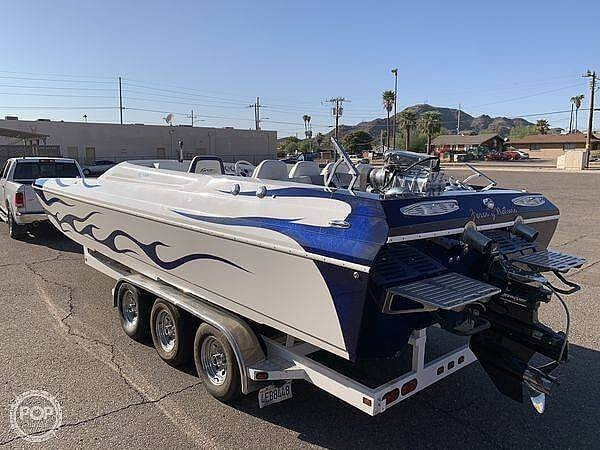 2003 Force Boats boat for sale, model of the boat is Offshore & Image # 8 of 40