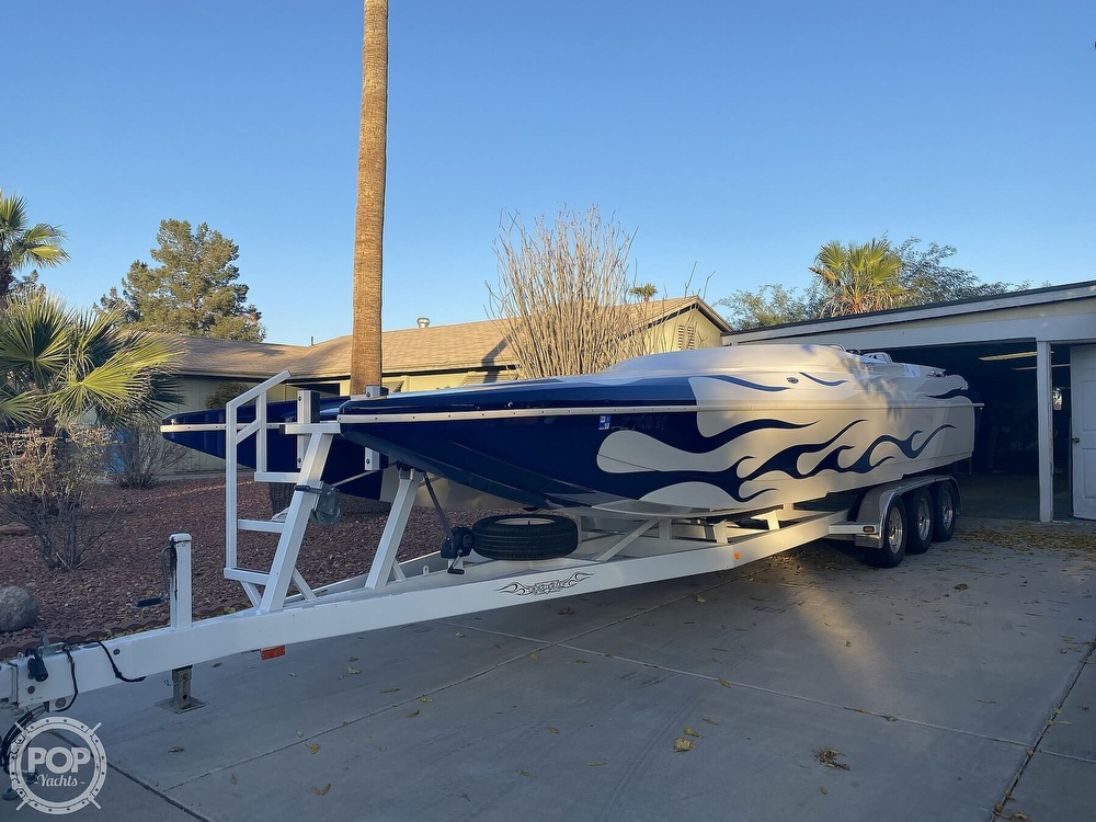2003 Force Boats boat for sale, model of the boat is Offshore & Image # 15 of 40