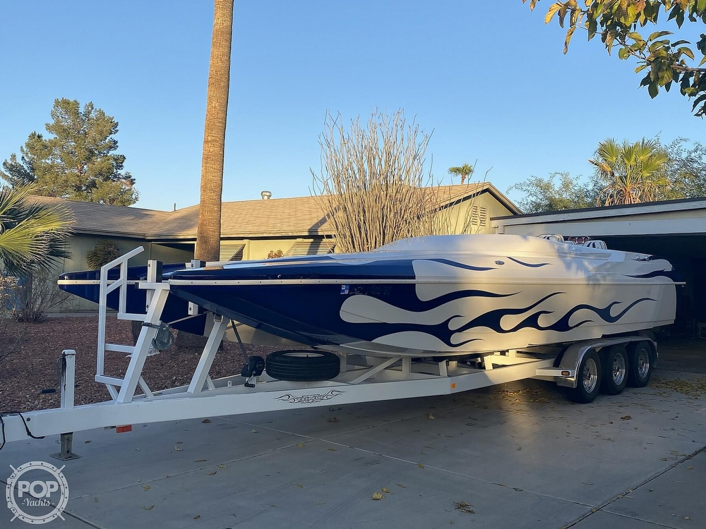 2003 Force Boats boat for sale, model of the boat is Offshore & Image # 16 of 40