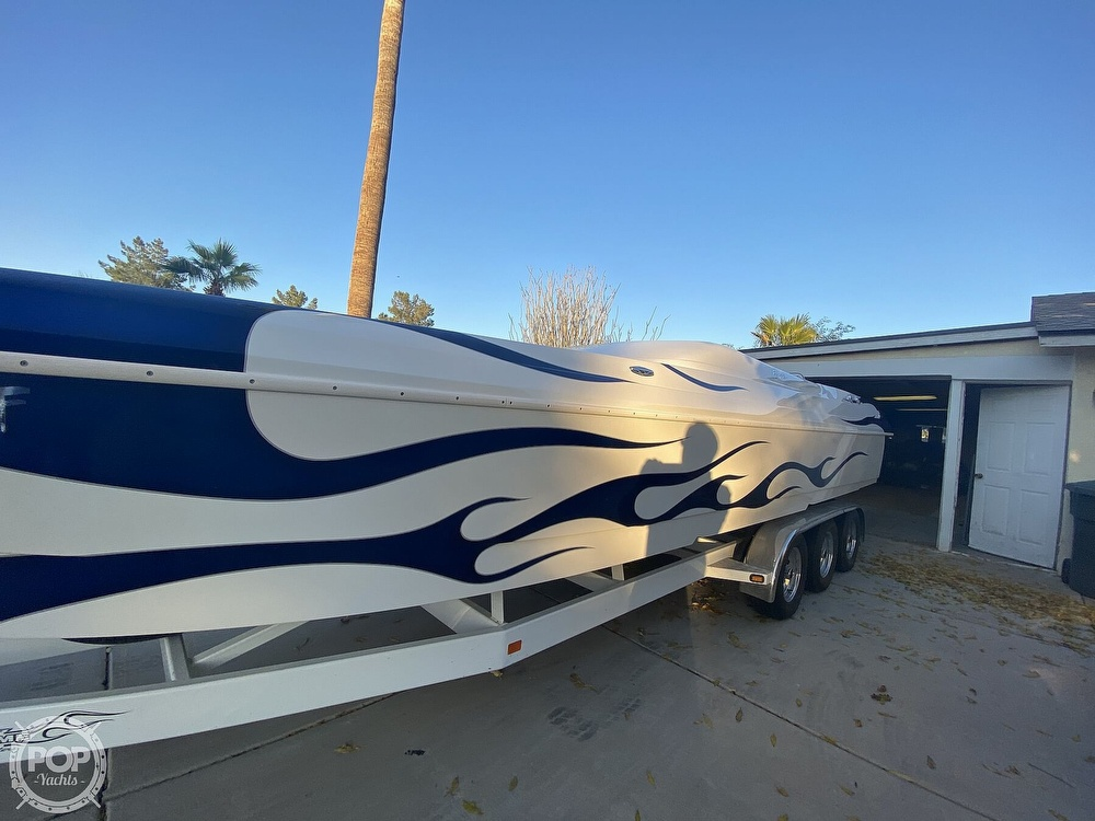 2003 Force Boats boat for sale, model of the boat is Offshore & Image # 40 of 40