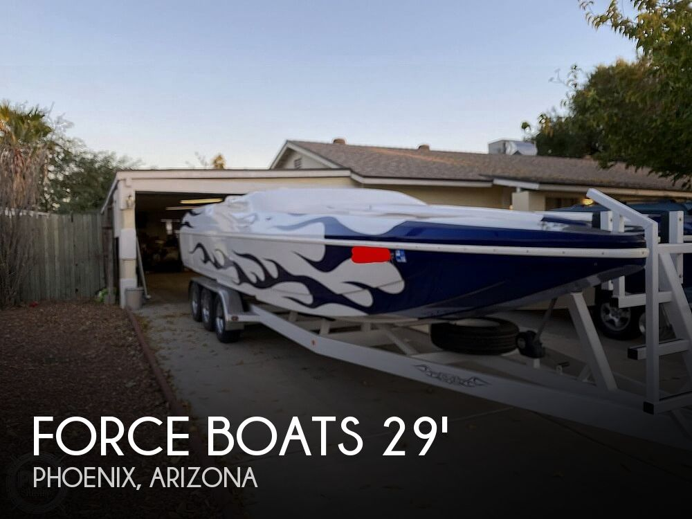 2003 Force Boats boat for sale, model of the boat is Offshore & Image # 1 of 40
