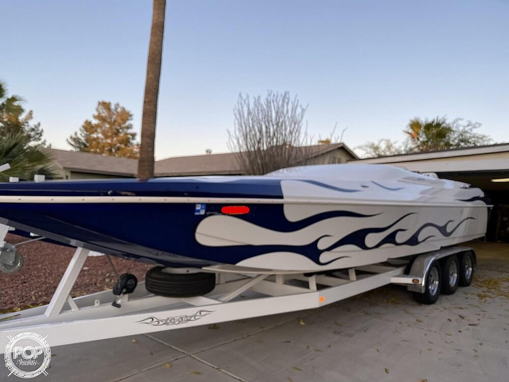 2003 Force Boats boat for sale, model of the boat is Offshore & Image # 4 of 40