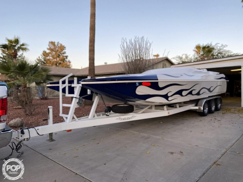 2003 Force Boats boat for sale, model of the boat is Offshore & Image # 2 of 40