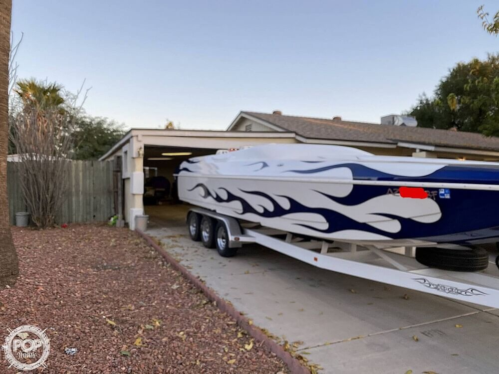 2003 Force Boats boat for sale, model of the boat is Offshore & Image # 3 of 40