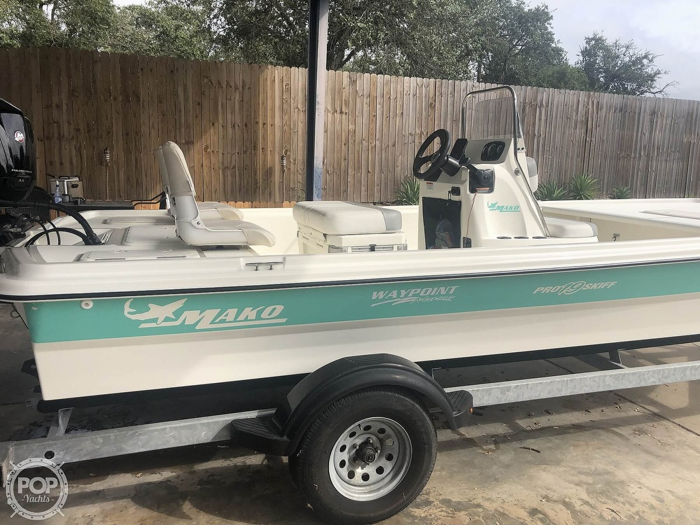 2019 Mako boat for sale, model of the boat is PRO 19 SKIFF & Image # 2 of 41