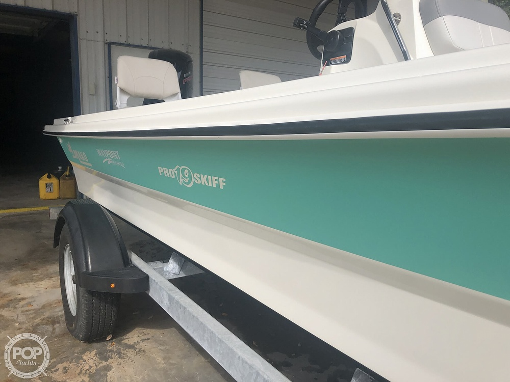 2019 Mako boat for sale, model of the boat is PRO 19 SKIFF & Image # 3 of 41