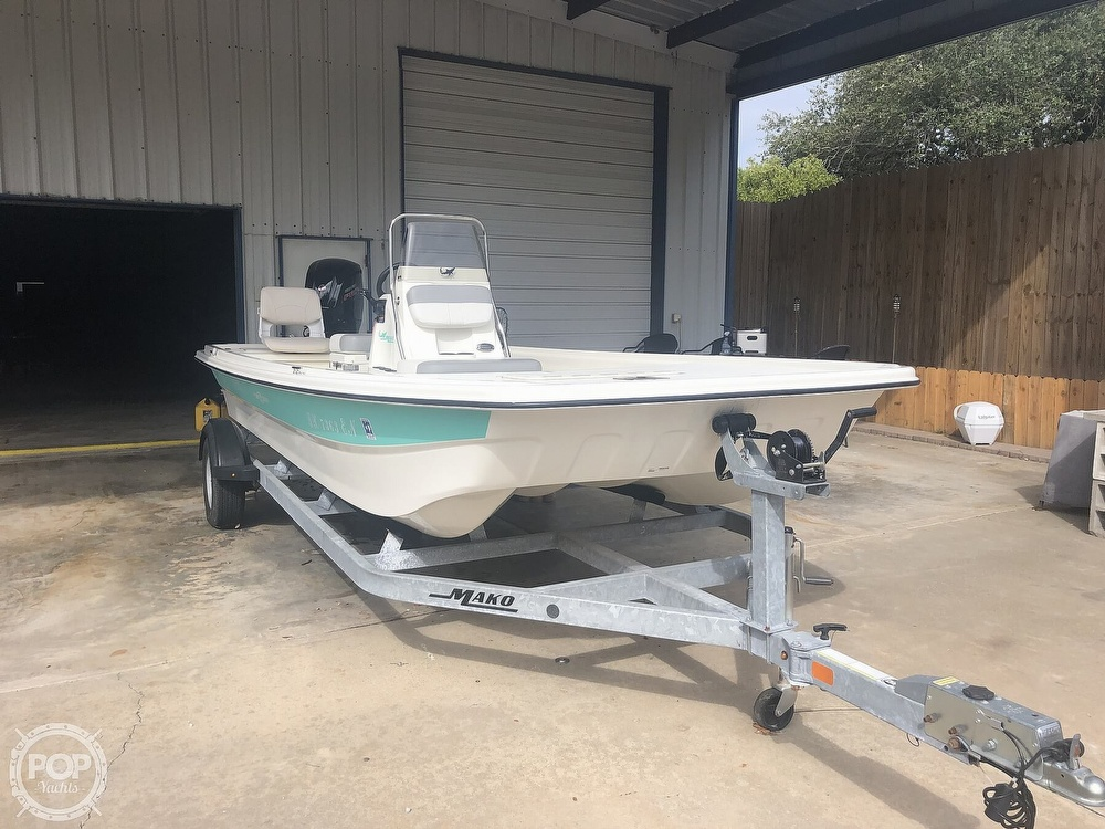 2019 Mako boat for sale, model of the boat is PRO 19 SKIFF & Image # 4 of 41
