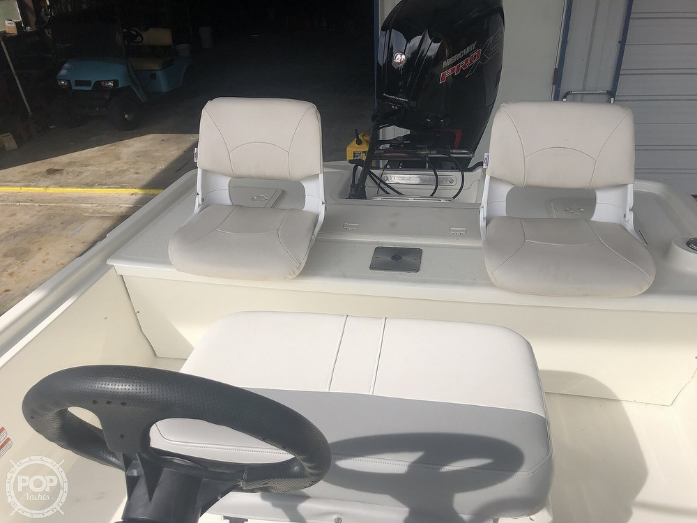 2019 Mako boat for sale, model of the boat is PRO 19 SKIFF & Image # 25 of 41