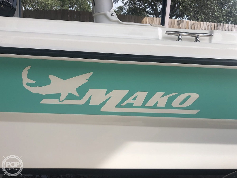 2019 Mako boat for sale, model of the boat is PRO 19 SKIFF & Image # 7 of 41