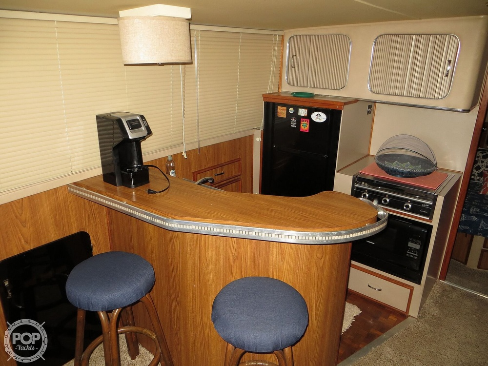 1987 Chris Craft boat for sale, model of the boat is Catalina 381 & Image # 26 of 40