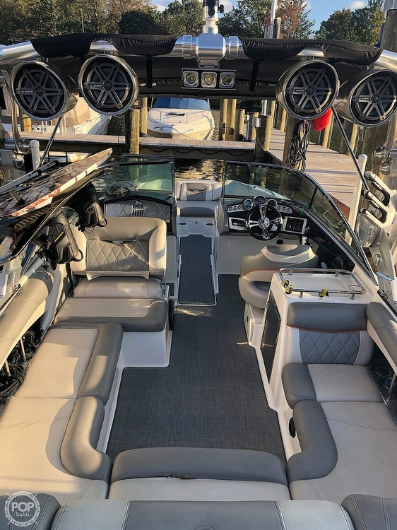 2012 Mastercraft boat for sale, model of the boat is x55 & Image # 5 of 10