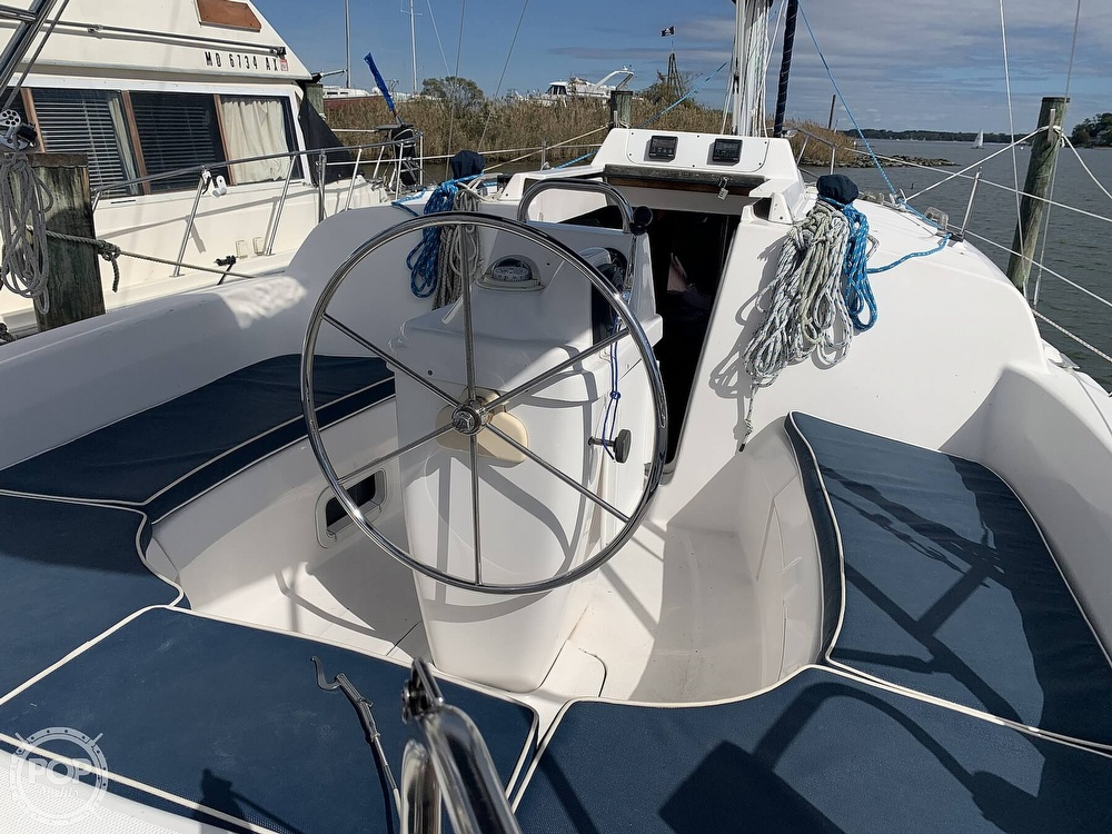 2000 Hunter boat for sale, model of the boat is 290 & Image # 3 of 40
