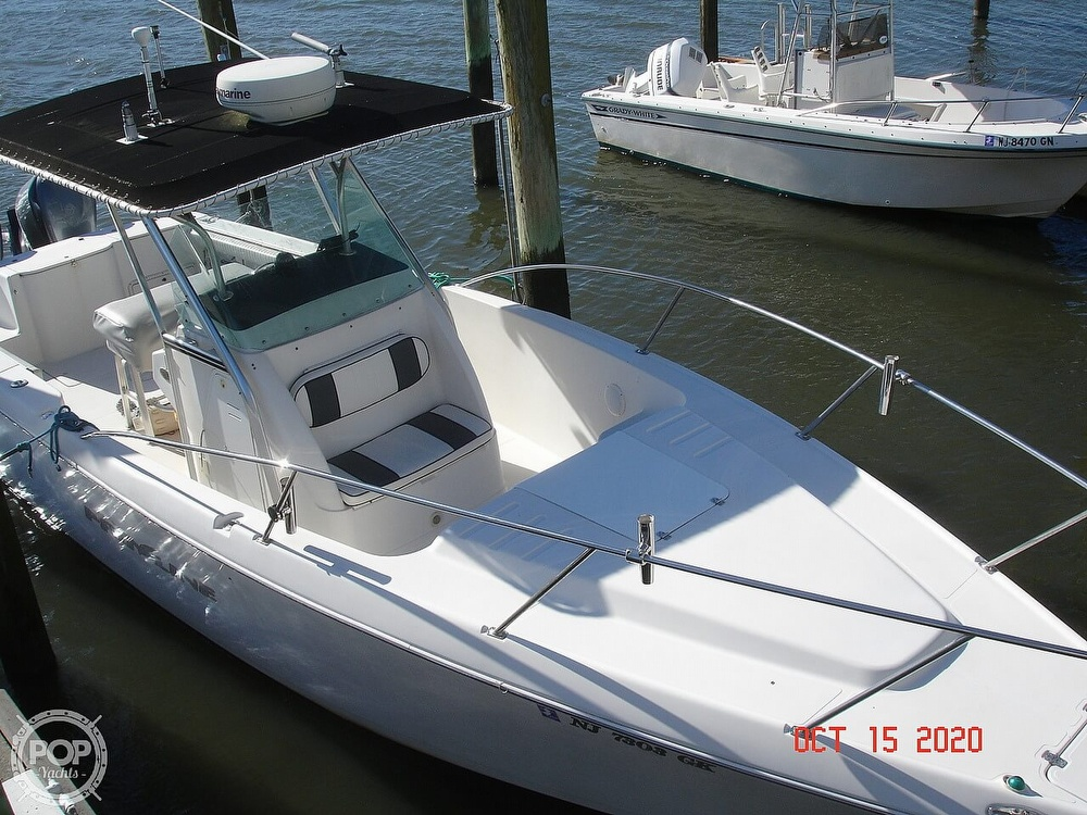 1998 Pro-Line boat for sale, model of the boat is 34 SS & Image # 2 of 40