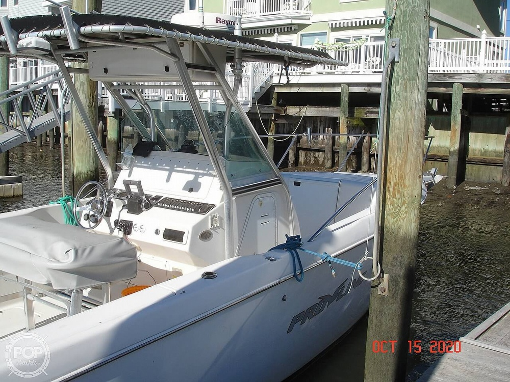 1998 Pro-Line boat for sale, model of the boat is 34 SS & Image # 5 of 40