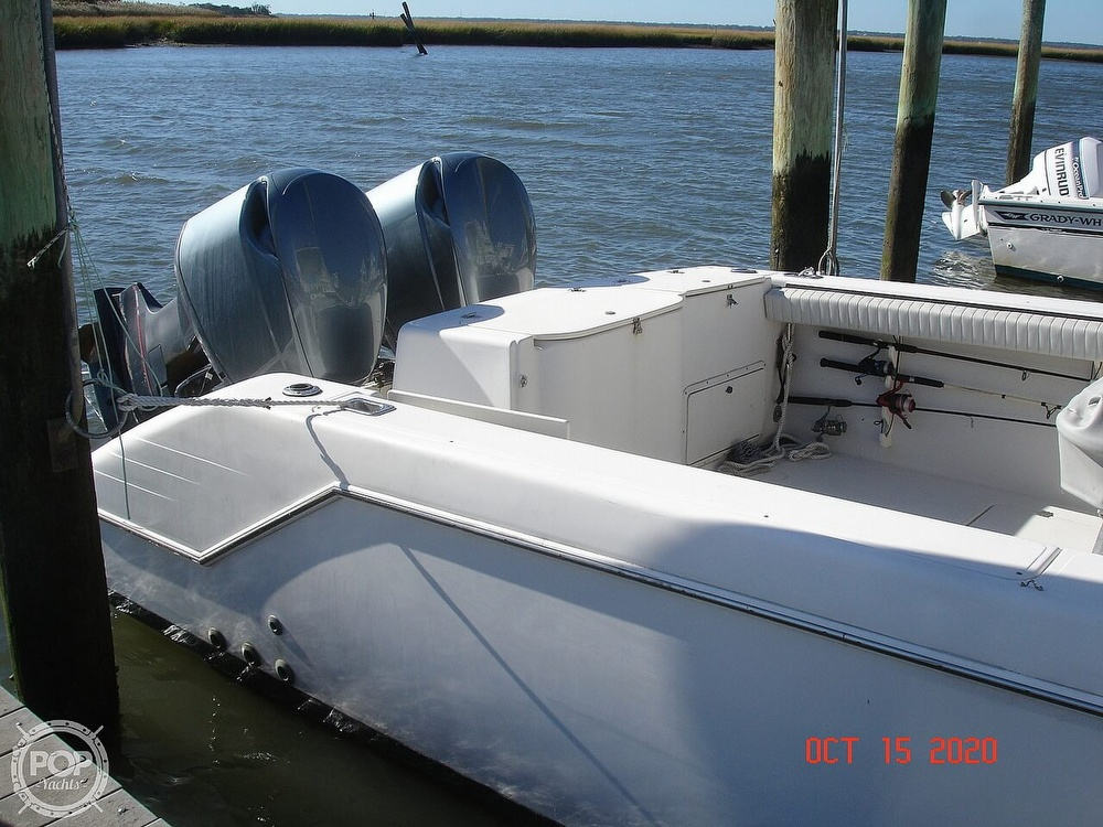 1998 Pro-Line boat for sale, model of the boat is 34 SS & Image # 6 of 40