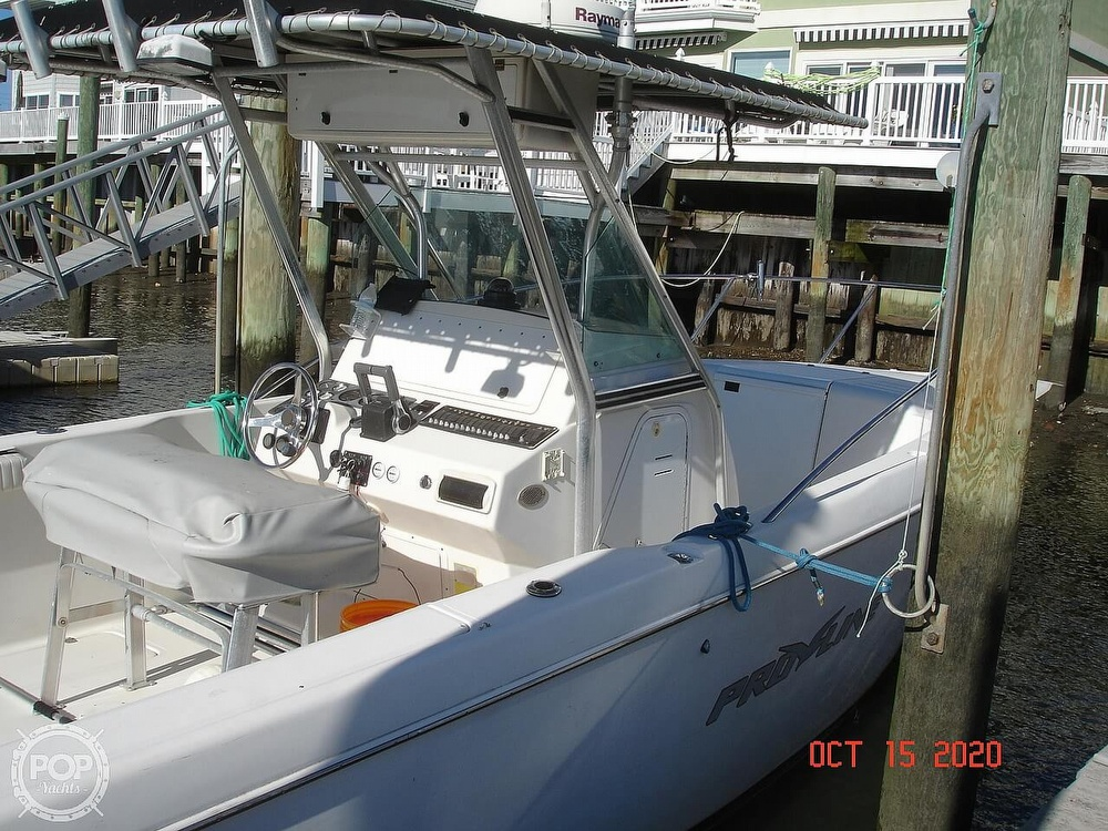 1998 Pro-Line boat for sale, model of the boat is 34 SS & Image # 7 of 40