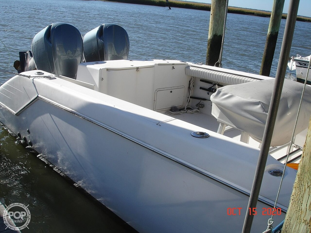 1998 Pro-Line boat for sale, model of the boat is 34 SS & Image # 10 of 40