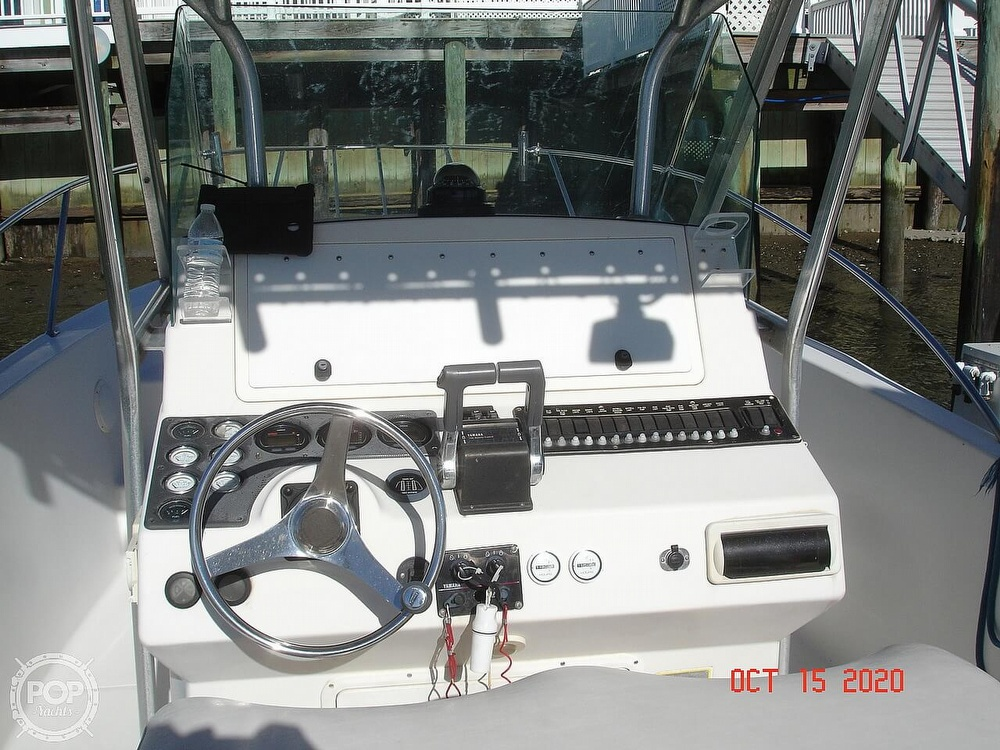 1998 Pro-Line boat for sale, model of the boat is 34 SS & Image # 29 of 40