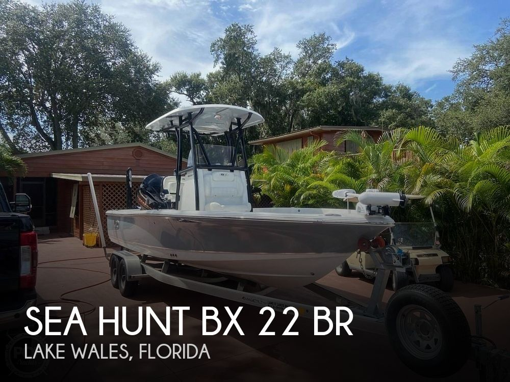 Used Sea Hunt 22 Boats For Sale by owner | 2017 Sea Hunt BX 22BR