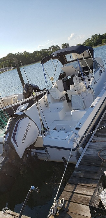 1998 American Angler boat for sale, model of the boat is 220 WA & Image # 5 of 6