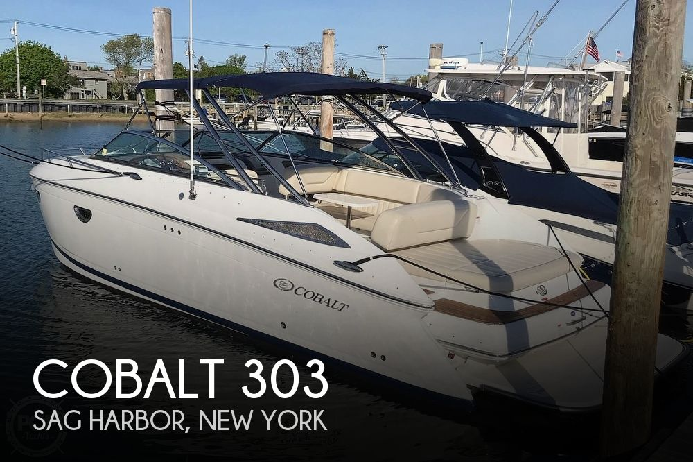 Used Boats For Sale in Hartford, Connecticut by owner | 2009 Cobalt 303