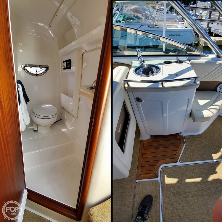 2009 Cobalt boat for sale, model of the boat is 303 & Image # 7 of 10