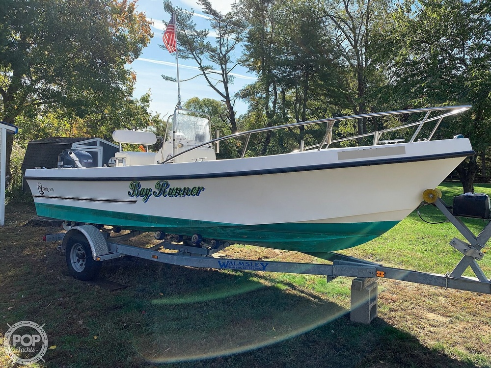 2001 C-Hawk boat for sale, model of the boat is 21 & Image # 2 of 40